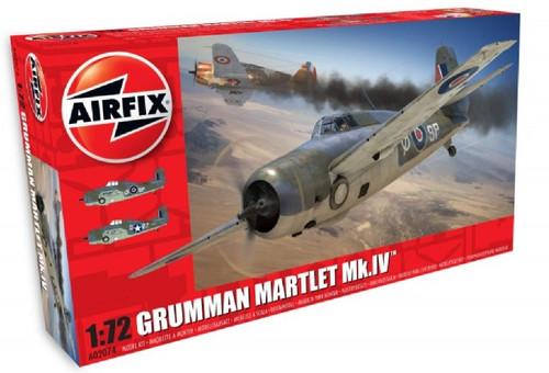 ARX-2074  1/72 Martlet Mk IV Fighter