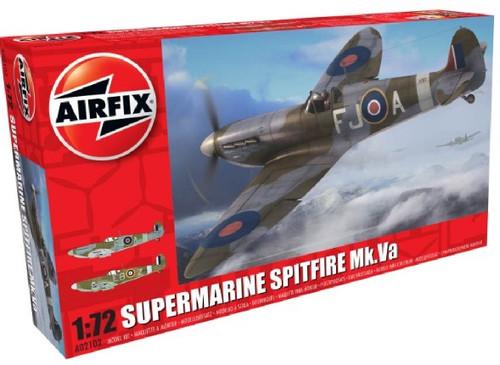 ARX-2102  1/72 Supermarine Spitfire Mk Va Aircraft