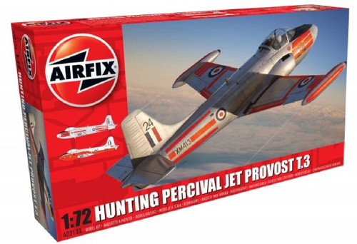 ARX-2103  1/72 Hunting T3/T3a Percival Jet Provost Aircraft