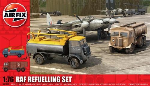 ARX-3302  1/76 RAF Refuelling Set: Bedford & AEC Matador