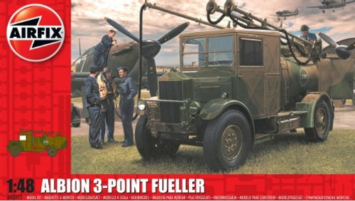 ARX-3312  1/48 Albion AM463 3-Point Refueling Truck
