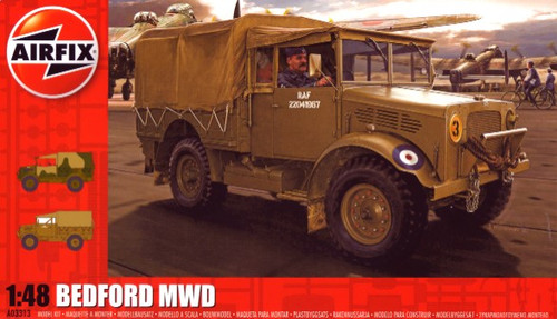 ARX-3313  1/48 Bedford MWD Light Military Truck