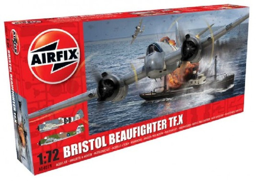 ARX-4019  1/72 Bristol Beaufighter TF.X Long-Range Heavy Fighter