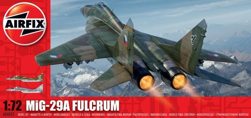 ARX-4037  1/72 Mig29A Fulcrum Fighter