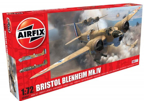 ARX-4061  1/72 Bristol Blenheim Mk IV Bomber