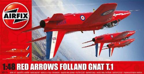 ARX-5124  1/48 Red Arrows Gnat T1 British Aerobatic Trainer
