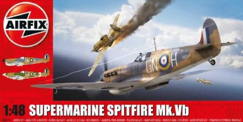 ARX-5125  1/48 Supermarine Spitfire Mk VB Aircraft