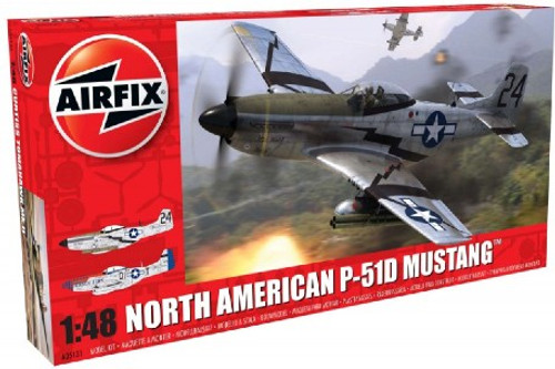 ARX-5131  1/48 P51D Mustang Fighter