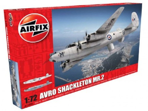 ARX-11004  1/72 Avro Shackleton MR2 British Long-Range Patrol Aircraft