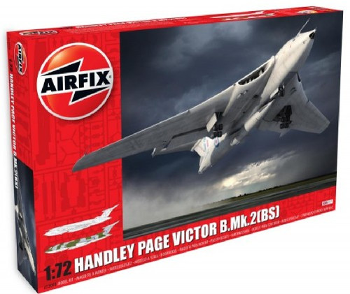 ARX-12008  1/72 Handley Page Victor B MK 2 (BS) Jet Bomber