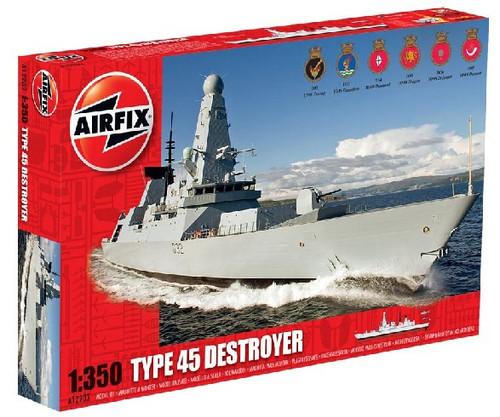 ARX-12203  1/350 HMS Royal Navy Type 45 Destroyer