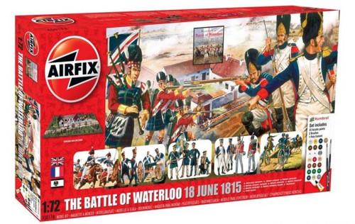 ARX-50174  1/72 Battle of Waterloo June 1815 Gift Set w/paint & glue