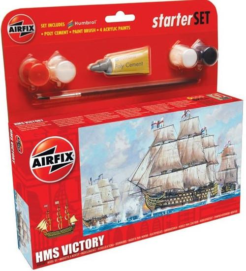 ARX-55104  HMS Victory Sailing Ship (6Ì´Ì_ÌÎ̴̝åL) Small Starter Se