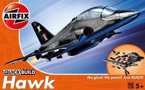 ARX-J6003  Quick Build Hawk Fighter (Snap)