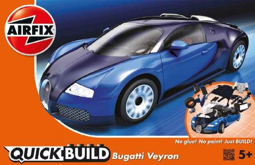 ARX-J6008  Quick Build Bugatti Veyron Car (Snap)