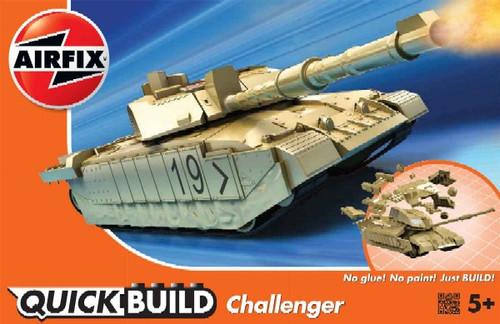 ARX-J6010  Quick Build Challenger Tank (Snap)