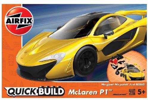ARX-J6013  Quick Build McLaren P1 Sports Car (Snap)