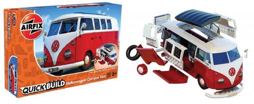 ARX-J6017  Quick Build Volkswagen Camper Bus (Snap)