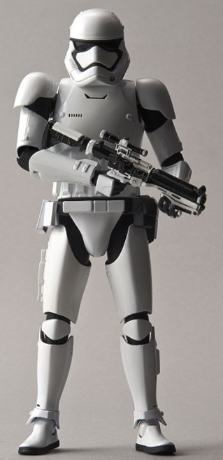 BAN-203217  1/12 Star Wars The Force Awakens: First Order Stormtrooper Figure (S