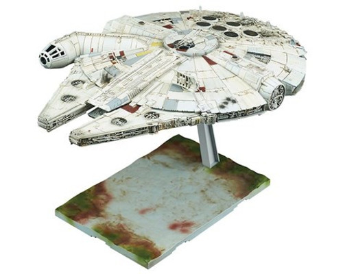 BAN-219770  1/44 Star Wars The Last Jedi: Millennium Falcon
