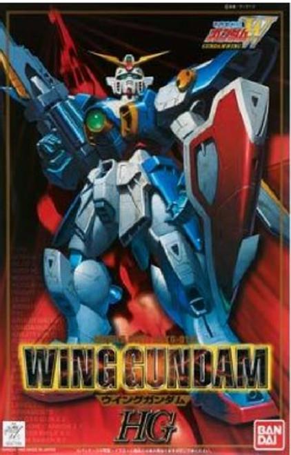 BAN-47165  1/100 HG Gundam Wing Series: #001 Wing Gundam