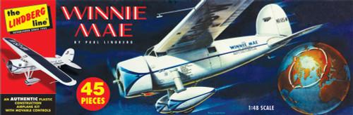 LND-502  1/48 Winnie May Floatplane