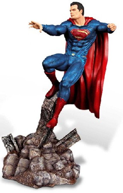 MOE-1014  1/8 Batman vs Superman Dawn of Justice: Superman (Resin)