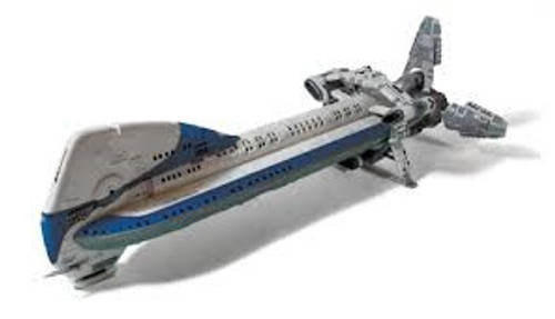MOE-945  1/350 Battlestar Galactica: Colonial One Starship