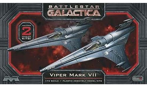 MOE-958  1/72 Battlestar Galactica: Viper Mk VII Fighter (2)