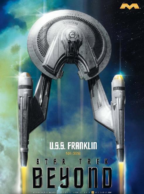 MOE-975  1/350 Star Trek Beyond: USS Franklin Starship
