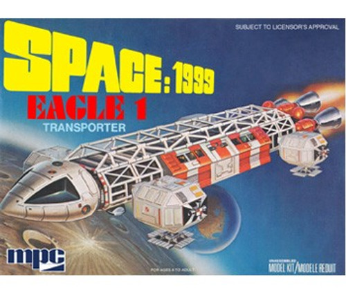 MPC-791  1/72 Space 1999: Eagle-1 Transporter