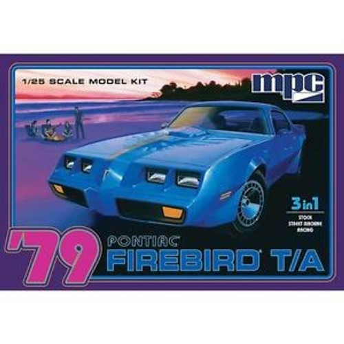 MPC-820  1/25 1979 Pontiac Firebird Trans Am