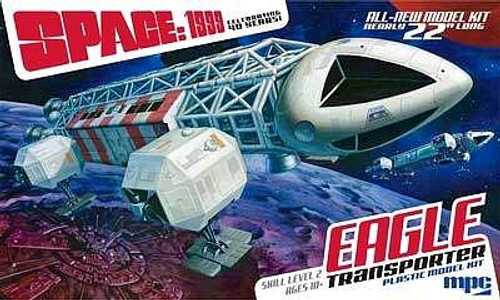 "MPC-825  1/48 Space 1999: Eagle Transporter (22"" Long)"