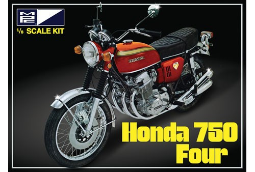 MPC-827  1/8 Honda 750 Four Motorcycle