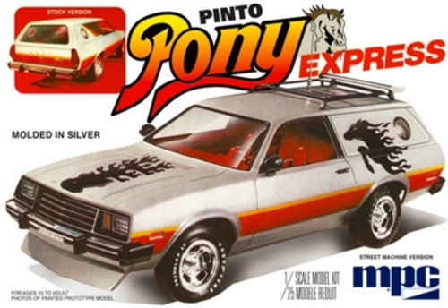 MPC-845  1/25 1979 Ford Pinto Pony Express Wagon