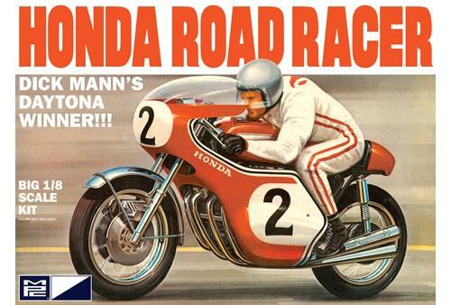 MPC-856  1/8 Dick Mann's Honda 750 Road Racer Motorcycle