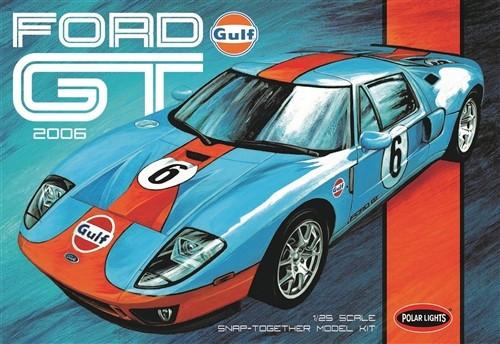 PLL-955  1/25 2006 Ford GT Car (Snap)
