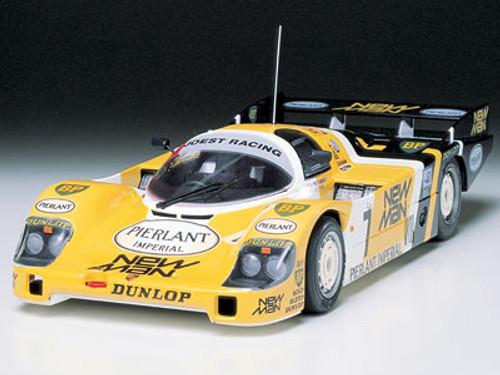 TAM-24049  1/24 Porsche 956 Newman Race Car 1984 LeMans 24-Hr Winner