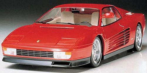 TAM-24059  1/24 Ferrari Testarossa Sports Car