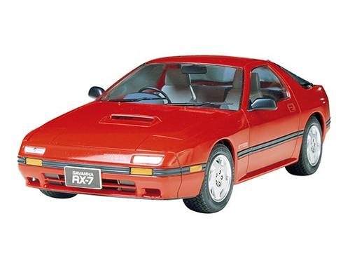 TAM-24060  1/24 Mazda Savanna RX7 GT Limited Car