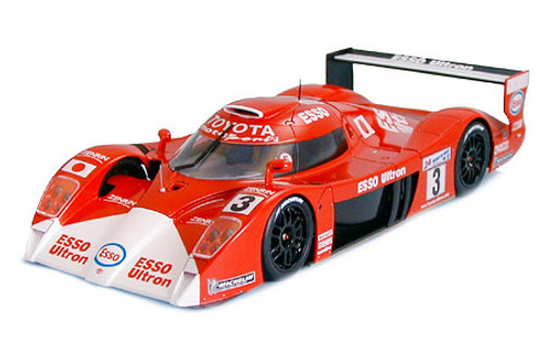 TAM-24222  1/24 Toyota GT One TS020 24-Hrs LeMans Race Car
