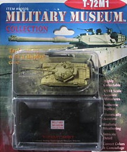 PGH-609  1/144 T72M1 Desert Storm Iraqi Tank (Assembled)