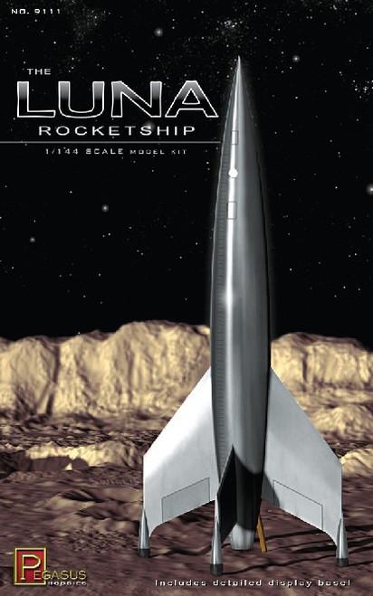 PGH-9111  1/144 Luna Rocketship