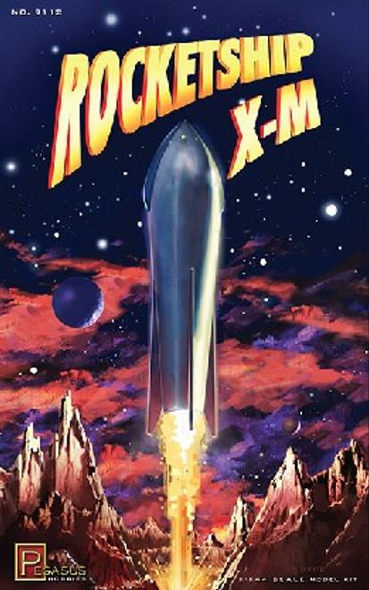 PGH-9112  1/144 Rocketship X-M