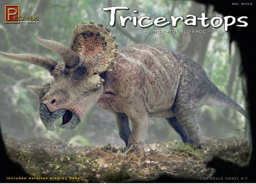 PGH-9550  1/32 Triceratops Dinosaur