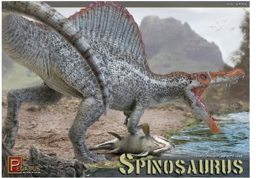 PGH-9552  1/24 Spinosaurus Dinosaur
