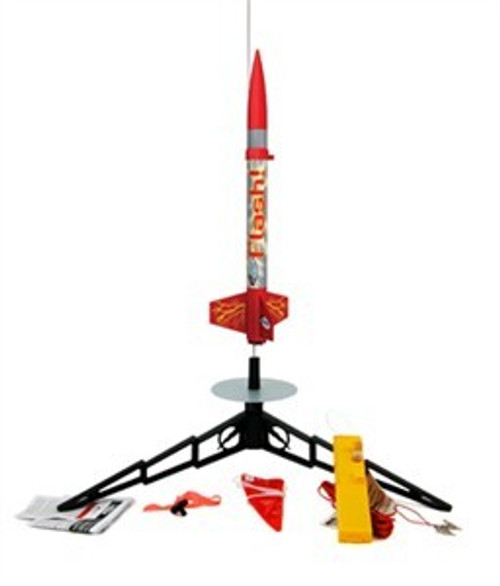 EST-1478  Flash Model Rocket Launch Set (Skill Level E2X)