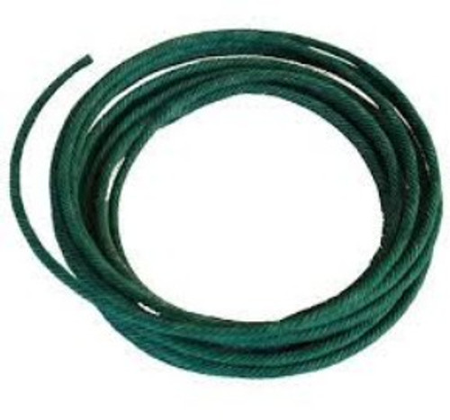 EST-2  Green Fuse for Model Rocketry, 2mm 15ft roll (Bagged w/header)