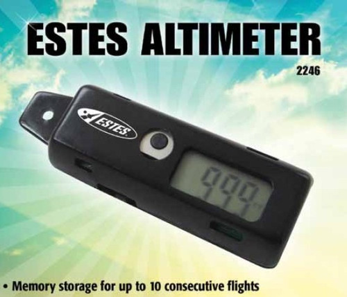 EST-2246  Model Rocket Altimeter