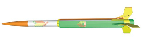 EST-2416  Flip Flyer Model Rocket Kit (Skill Level E2X)